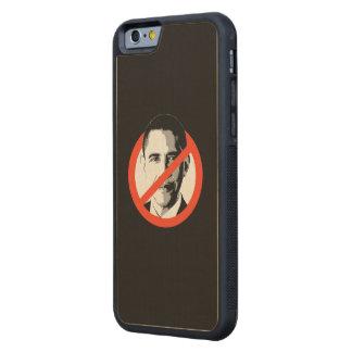 Anti-Obama - Anti-Barack Obama Maple iPhone 6 Bumper