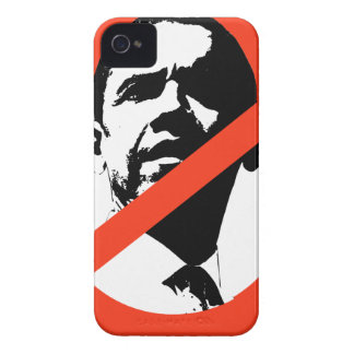 ANTI-OBAMA Case-Mate iPhone 4 CASE