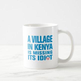 Anti Obama Coffee Mug