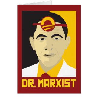 Anti-Obama: Doctor Marxist Card