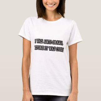 Anti-Obama Humor T-Shirt