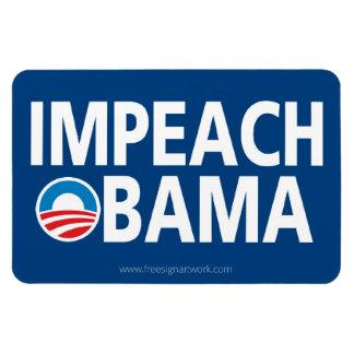 Anti Obama - Impeach Magnet