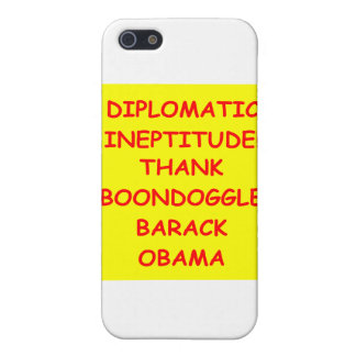 anti obama case for iPhone 5