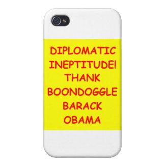 anti obama iPhone 4/4S cases