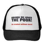 Anti Obama Mesh Hat