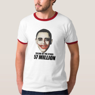 Anti-Obama - One of the 57 million T-Shirt