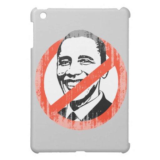 ANTI OBAMA SLOGAN Faded.png iPad Mini Cases