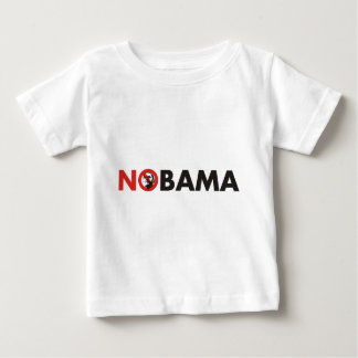 anti obama stop sign 2 baby T-Shirt