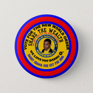 anti obama we love you barry 2 inch round button