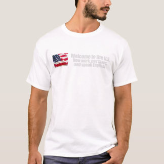 Anti-Obama - Welcome now pay taxes T-shirt