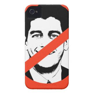ANTI-PAUL RYAN iPhone 4 CASES