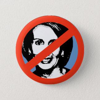 ANTI-PELOSI: ANTI-Nancy Pelosi 2 Inch Round Button