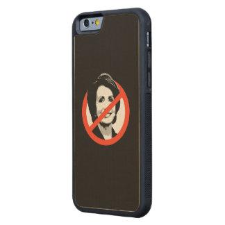 Anti-Pelosi - Anti-Nancy Pelosi Maple iPhone 6 Bumper Case