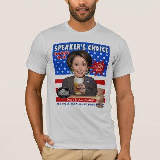 Anti-Pelosi Speaker's Choice Ale T-Shirt
