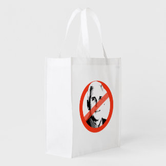 Anti-Pence Reusable Grocery Bag