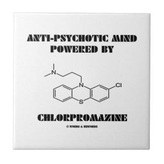 Anti-Psychotic Mind Powered By Chlorpromazine Tiles