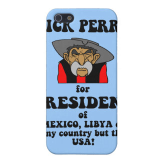 anti Rick Perry iPhone 5 Covers