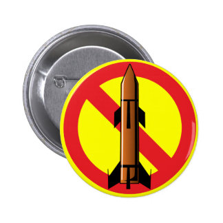 Anti-Rocket Missile 2 Inch Round Button