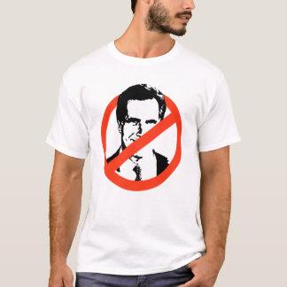ANTI-ROMNEY, NO ROMNEY T-Shirt