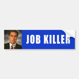Anti-Romney sticker Killer