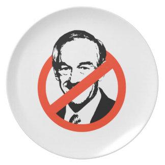 ANTI-RON PAUL DINNER PLATES