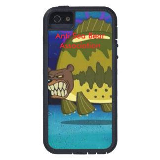 Anti Sea Bear Association iPhone 5/5S Case