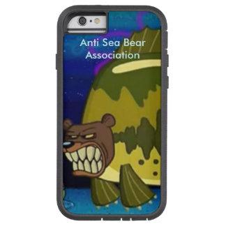 Anti Sea Bear Association iPhone 6 Case