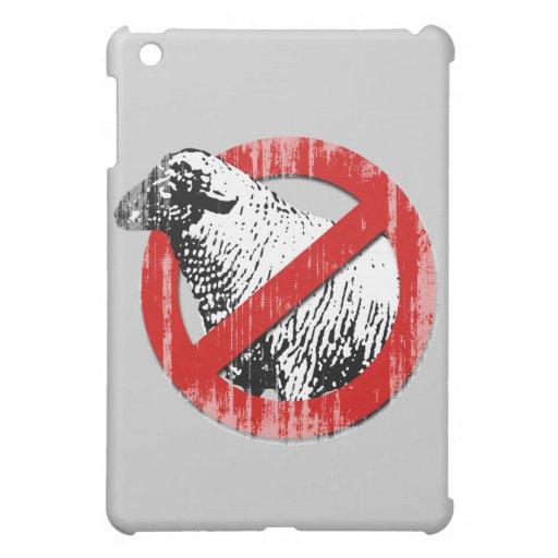 Anti-Sheep Faded.png iPad Mini Cover