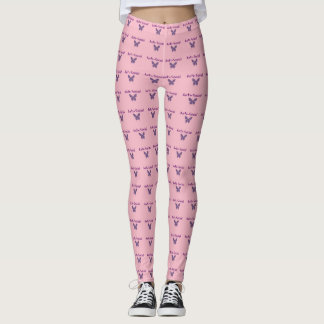 Anti-Social Butterfly - Leggings