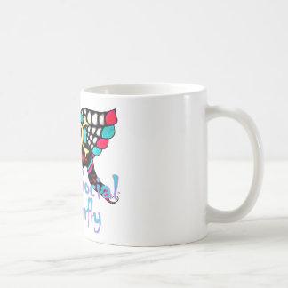 Anti-Social Butterfly Mug