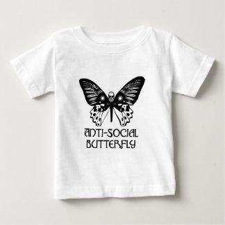Anti-Social Butterfly Tee Shirts