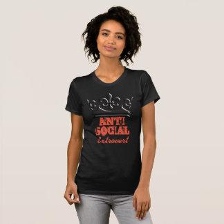 Anti social Extrovert 4 T-Shirt