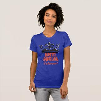 Anti social Extrovert 5 T-Shirt