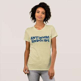 Anti social Extrovert T-Shirt