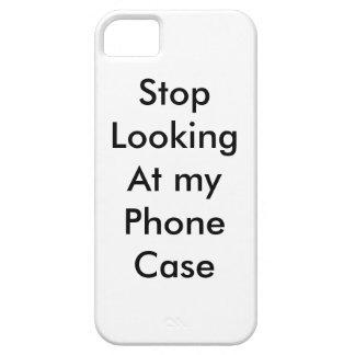 Anti social iphone case iPhone 5 case