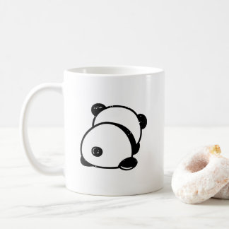 Anti-Social Panda Bear Leave Me Alone Mug
