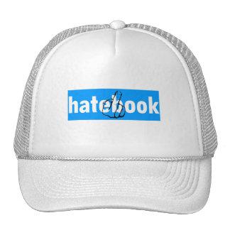 anti-social trucker hat