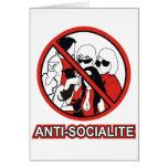 ANTI SOCIALITE CARD