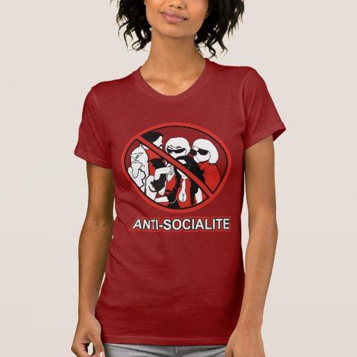 ANTI SOCIALITE TEE SHIRTS