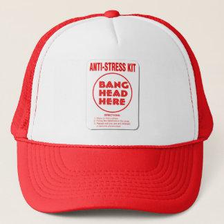 Anti-Stress Kit Trucker Hat