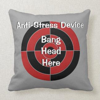Anti-Stress Novelty Throw Pillow