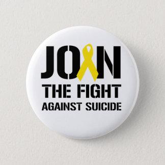 Anti-Suicide 2 Inch Round Button