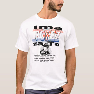 Anti-Tax (Croatia) T-Shirt