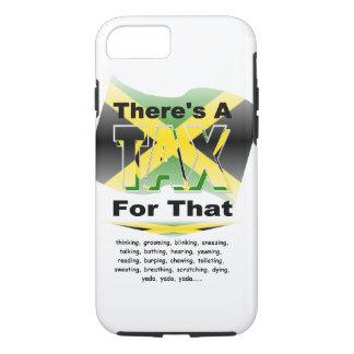 Anti-Tax (Jamaica) iPhone 7 Case