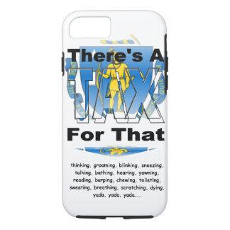 Anti-Tax (Massachusetts) iPhone 7 Case