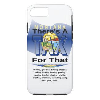 Anti-Tax (Montana) iPhone 7 Case