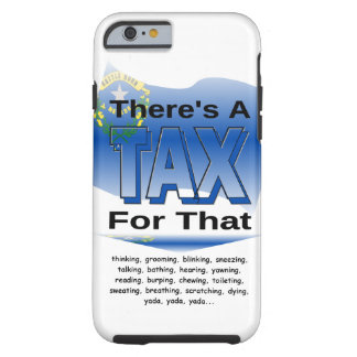 Anti-Tax (Nevada) Tough iPhone 6 Case