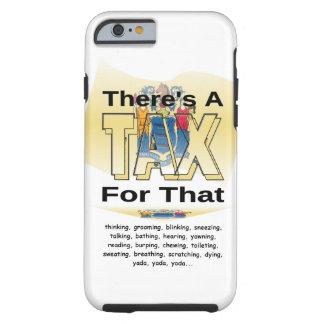 Anti-Tax (New Jersey) Tough iPhone 6 Case