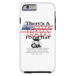 Anti-Tax(United States) Tough iPhone 6 Case