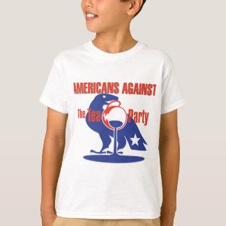 Anti-Tea Party, Anti-GOP Kids Shirt